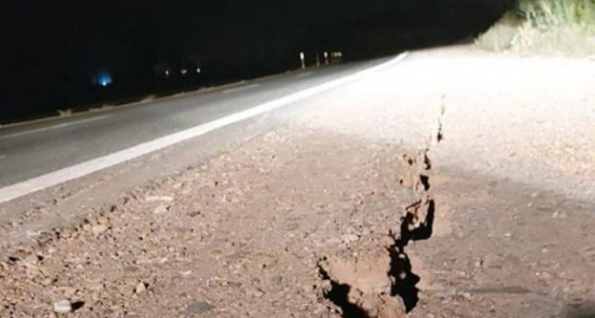 Un sismo de 6.4 de intensidad afectó a San Juan y a provincias limítrofes