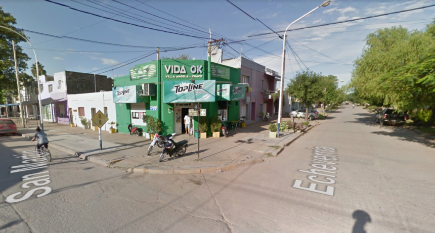 Villa Ángela: ROBO A MANO ARMADA EN EL KIOSCO