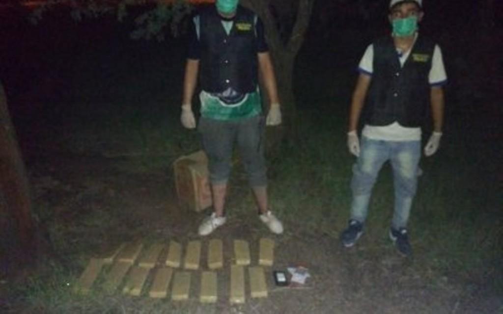 SÁENZ PEÑA: Detienen a dos personas que negociaban por droga