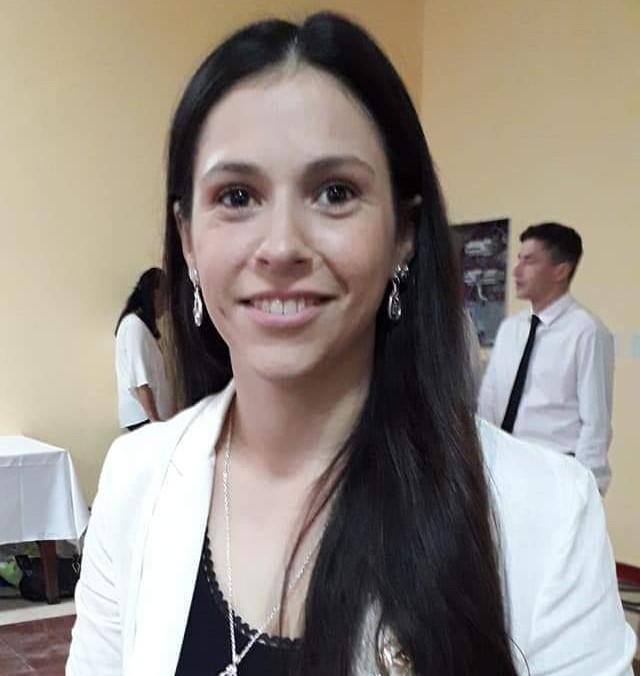 Villa Ángela: QUIEBRE EN EL BLOQUE RADICAL, MELINA BARABAS DEJO DE FORMAR PARTE DE CHACO SOMOS TODOS