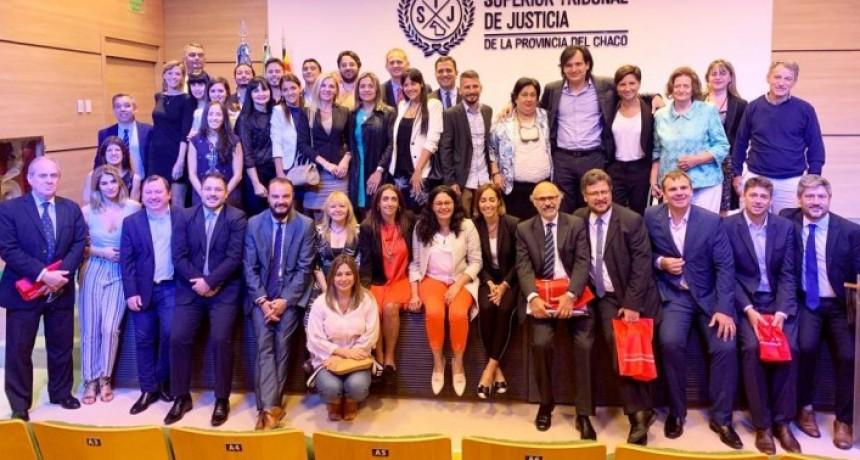 Chaco fue sede del 1er Congreso Internacional de Derecho Administrativo Siguiente