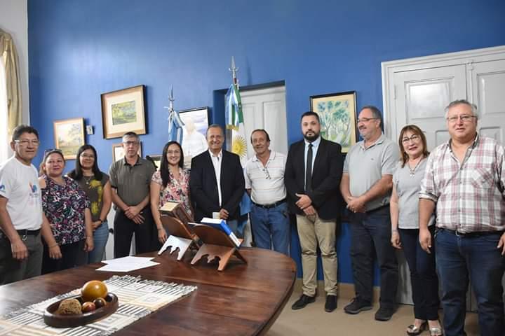 ANDREA MARTINEZ Y GERMAN NOLTE JURARON COMO SECRETARIOS DE SERVICIOS PÚBLICOS