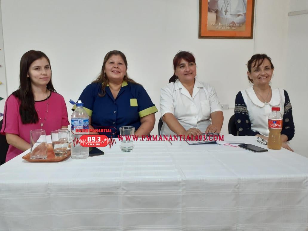 VILLA ANGELA: DESDE EL COLEGIO