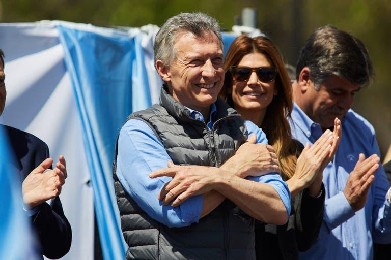 Mauricio Macri y sus custodios ayudaron a detener a un ladrón en pleno robo