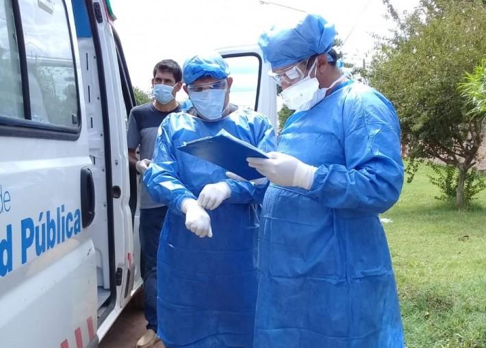 Coronavirus: una mujer de 43 años es el primer caso sospechoso en Corzuela