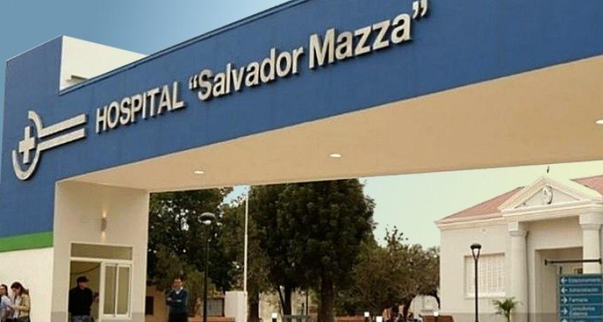 VILLA ÁNGELA: EL HOSPITAL SALVADOR MAZZA RECIBIÓ ELEMENTOS DE SEGURIDAD E HIGIENE DEL GOBIERNO PROVINCIAL
