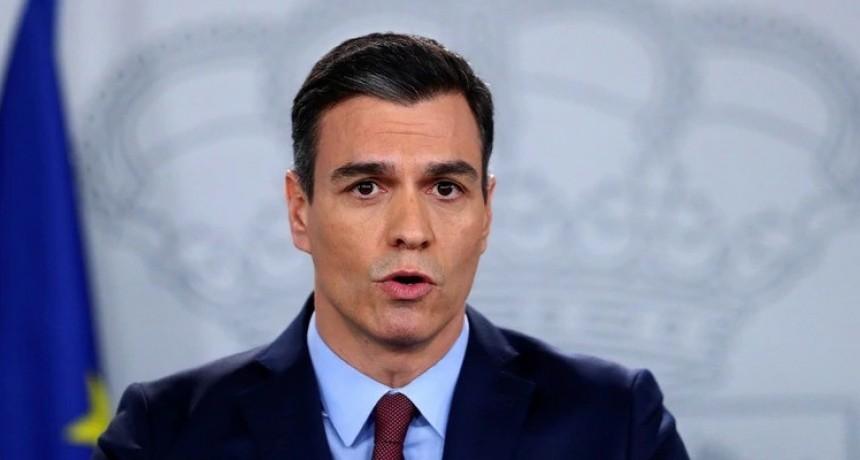 España: confirmaron 394 nuevas muertes y Pedro Sánchez prorrogó por otros 15 días la cuarentena