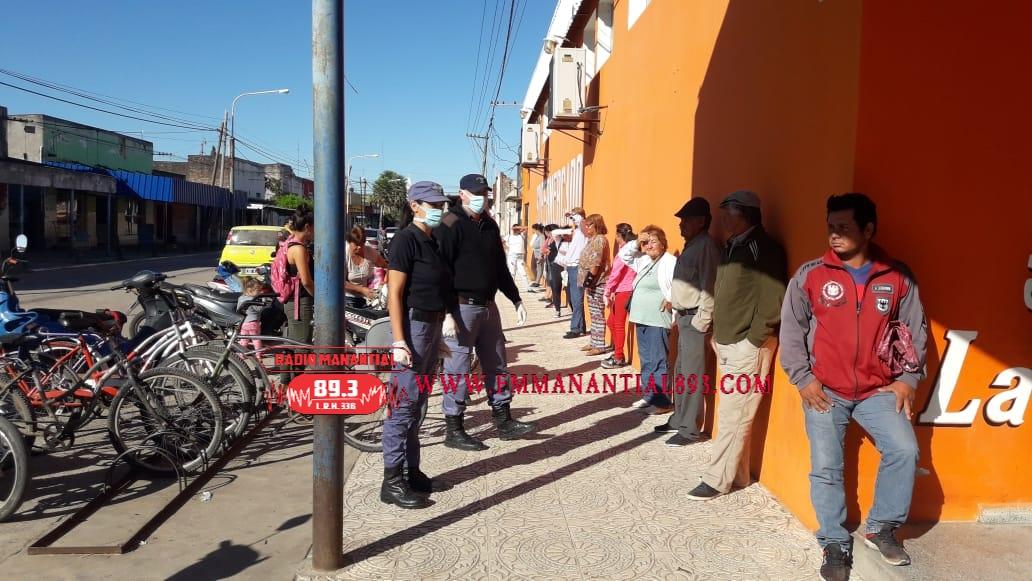 VILLA ÁNGELA: LA ARDUA TAREA POLICIAL YA DEJA 142 DETENCIONES