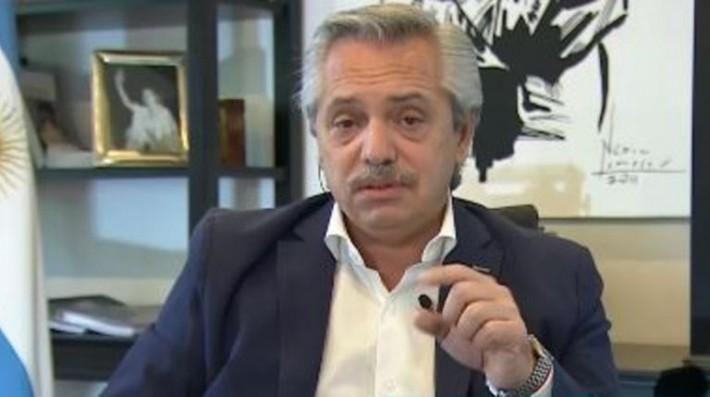 Alberto Fernández adelantó nuevas medidas en beneficio de monotributistas, comerciantes y beneficiarios AUH
