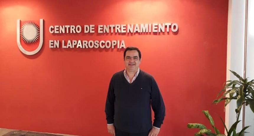 Dr. Alejandro Ruiz Díaz: Estamos implementando el protocolo para atención de pacientes de coronavirus en el Sanatorio Central