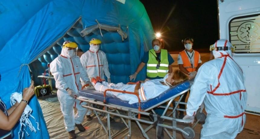 Coronavirus: Capitanich espera 1.002 casos para fines de junio
