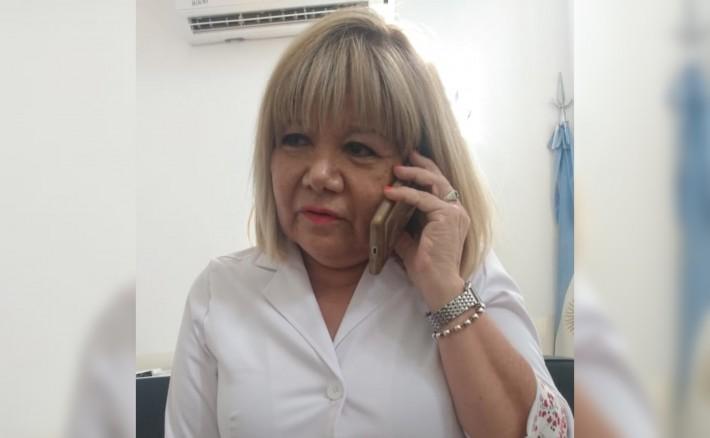 La directora del hospital Perrando dio positivo en coronavirus