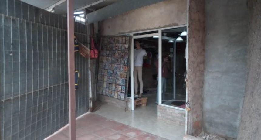 Robaron 150 mil pesos en mercadería a comerciante de Charata