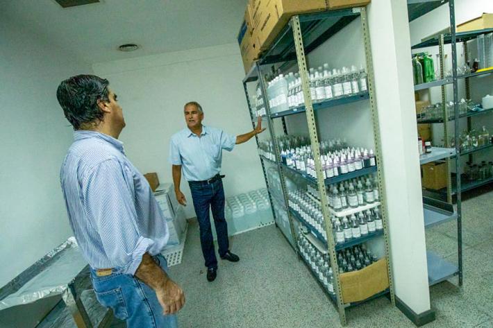Capitanich confirmó otros ocho casos de coronavirus y son 81 los contagiados en Chaco
