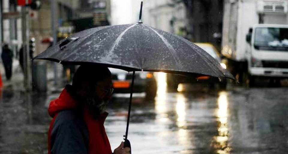 Siguen las lluvias en la provincia y rige un nuevo alerta meteorológico por tormentas fuertes