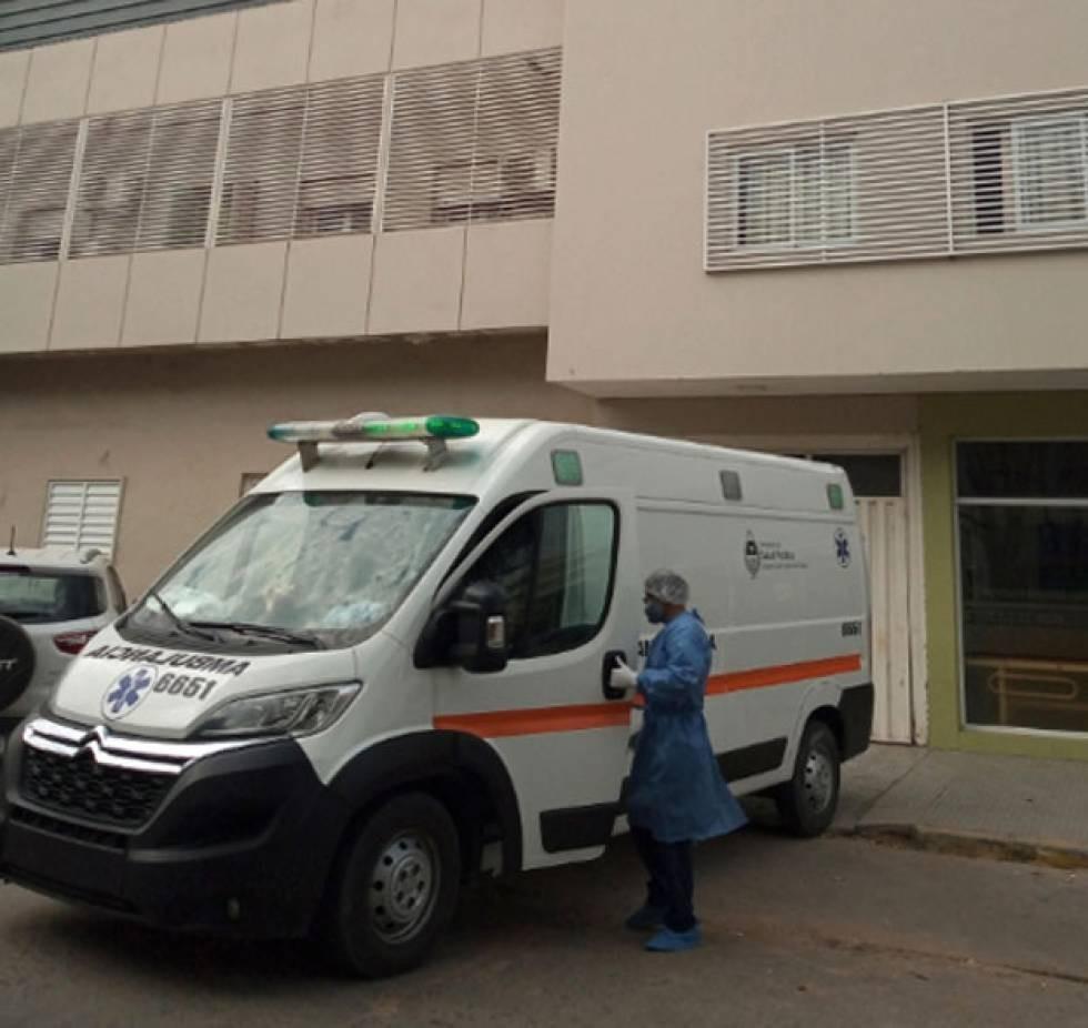 Sáenz Peña, con el 90% de camas ocupadas por pacientes con Covid-19