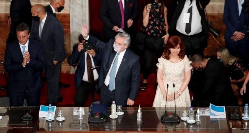 """La oposición rechazó la iniciativa del Gobierno para crear una comisión que investigue a la Justicia: """"Es una caza de brujas"""""""
