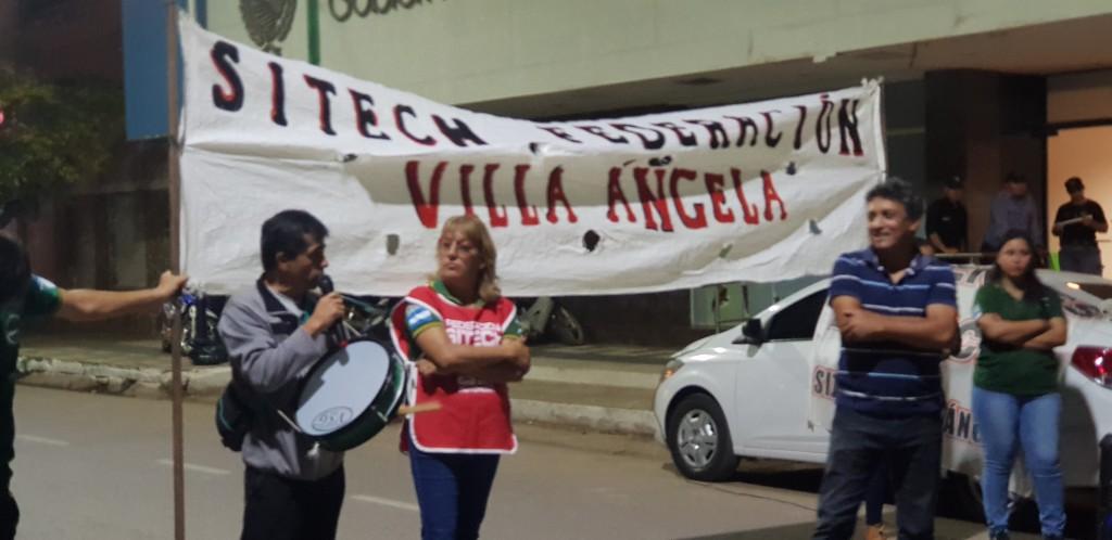 SITECH. VILLA ANGELA,  EN VIGILIA DE LA CONCILIACIÓN OBLIGATORIA