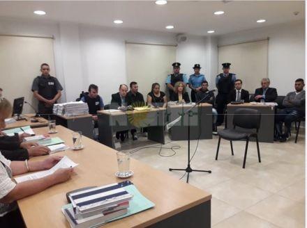 Malestar en los alegatos por Maira Benítez: la fiscalía pidió 21 años para Silva y la absolución para el resto