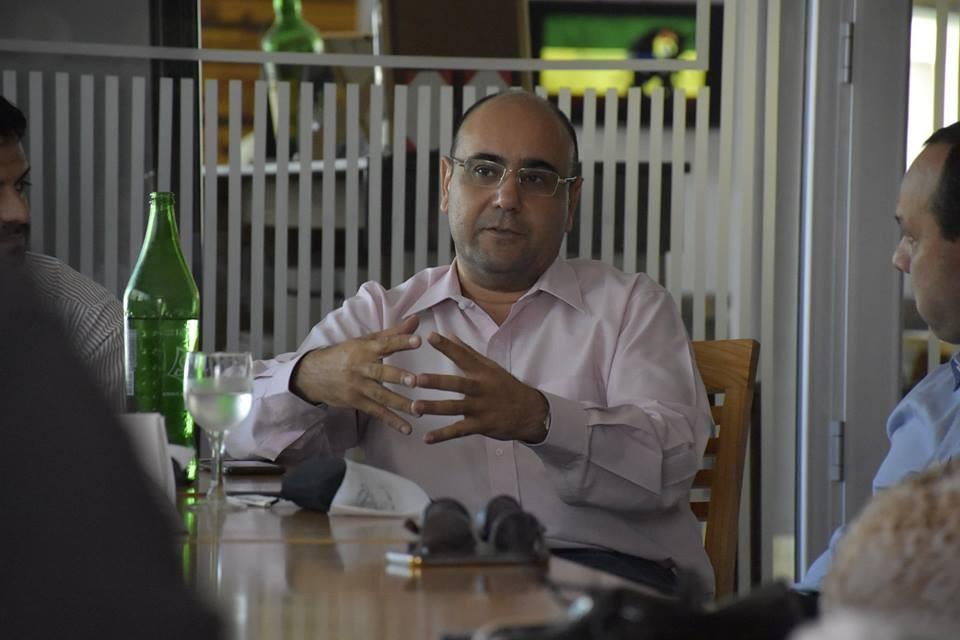 Reunión Con referentes del sector Gastronómico y Hotelero de Villa Ángela