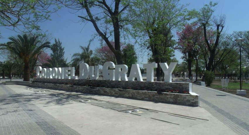 77° Aniversario de CoronelDuGraty – Gustavo Ferrer y Daniel Chorvat resaltaron el compromiso del #Gobierno Provincial de acompañar al Desarrollo de la Localidad