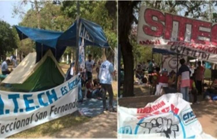El Frente Gremial Docente celebra la suspensión de la emergencia educativa