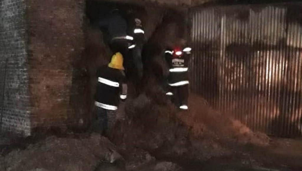 Se prendió fuego una desmotadora en Villa Ángela