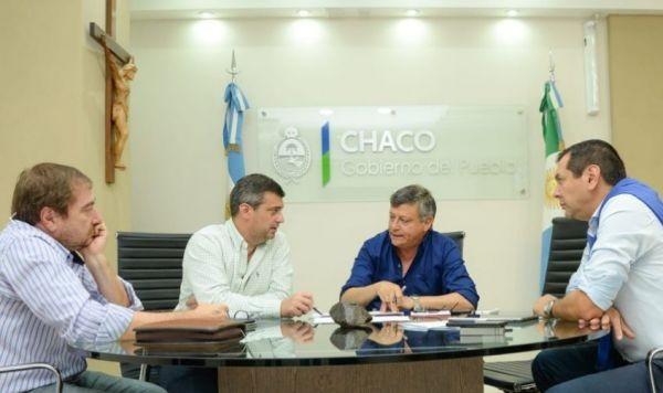 Peppo llevará los pedidos de productores chaqueños ante nación