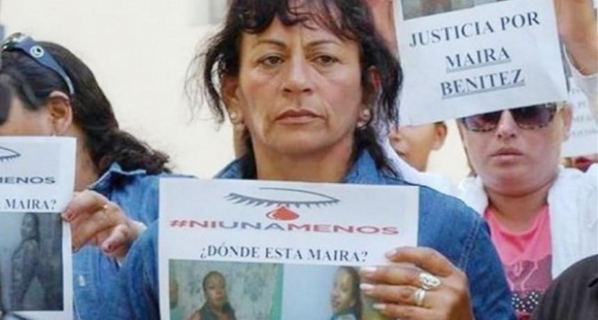 Hoy son los alegatos en el juicio por el crimen de Maira Benítez