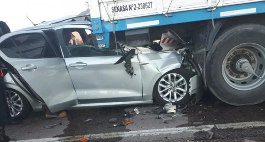 Maestras viajaban 100 km por día y murieron en un accidente