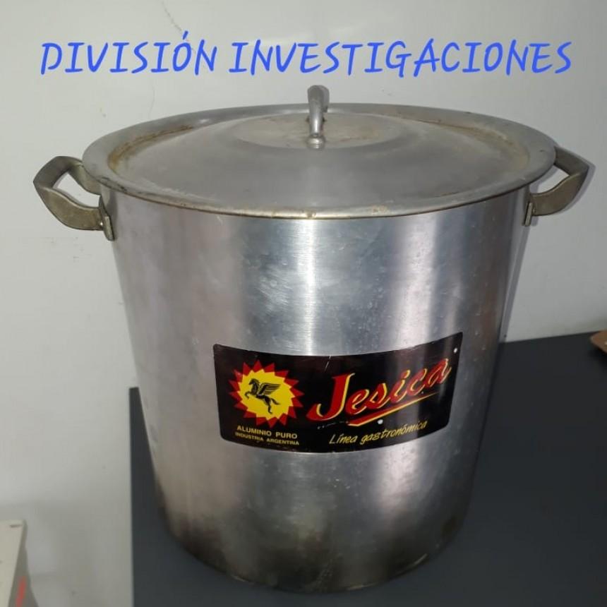 HURTO EN EL BACHILLERATO LIBRE PARA ADULTOS (B. L. A.) RECUPERARON ELEMENTOS SUSTRAÌDOS