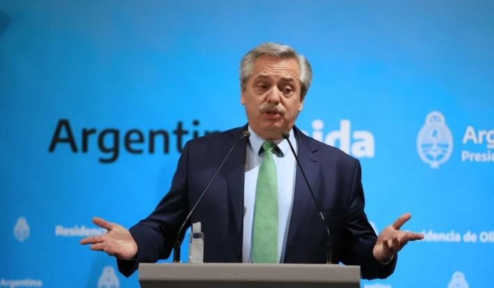 Alberto Fernández, sobre la salida gradual de la cuarentena: Los chicos seguirán sin ir al colegio