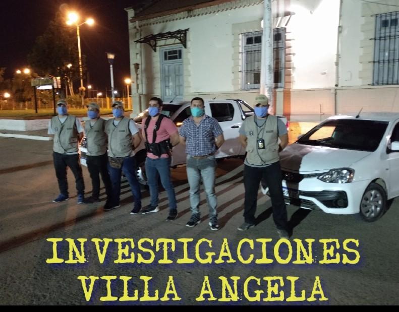 VILLA ÁNGELA: POLICIA DEL CHACO COMIENZA UN NUEVO OPERATIVO DE CONTROL DE CUARENTENA OBLIGATORIA