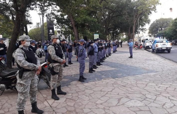 Ya son casi seis mil los que violaron la cuarentena y fueron detenidos en Chaco