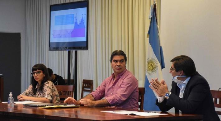 Finalmente se reunieron Capitanich y Martínez: el gobernador aseguró asistencia financiera para Resistencia