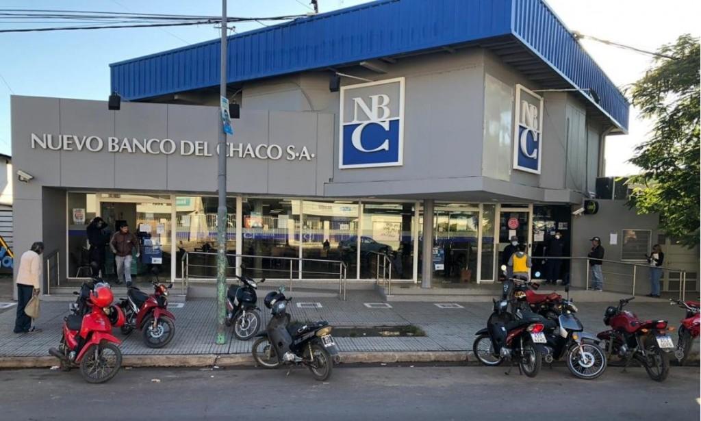 Ya se puede gestionar turnos online en el Banco del Chaco