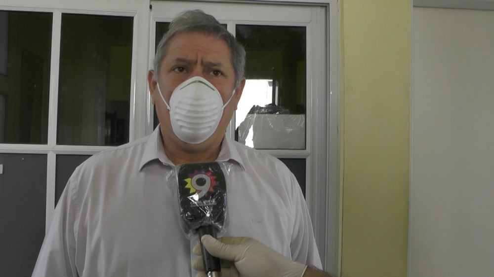 Se espera un pico de 60.000 infectados en el Chaco, de los cuales a 900 no vamos a poder atender en Villa Ángela