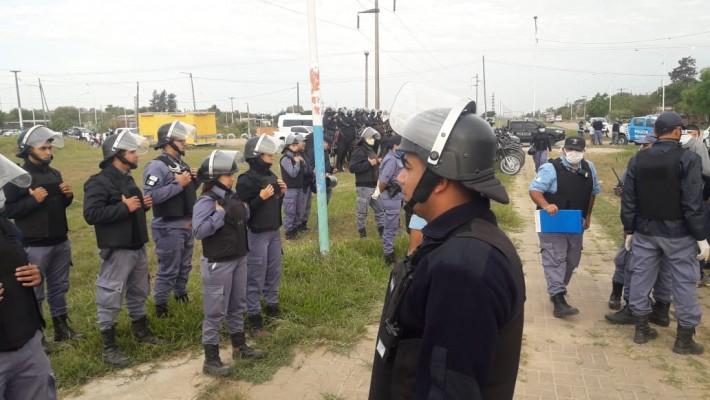 Los detenidos por incumplir la cuarentena en la provincia ya superan los 8000