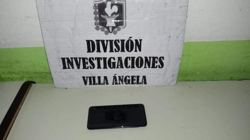 VILLA ÁNGELA: DETIENEN A TATÚ, DELINCUENTE CON FRONDOZO PRONTUARIO