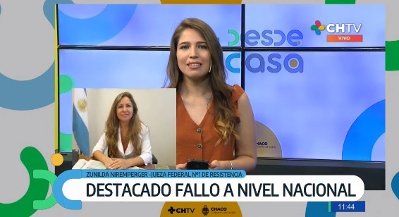 Niremperger garantizó que médicos correntinos podrán trabajar en Chaco