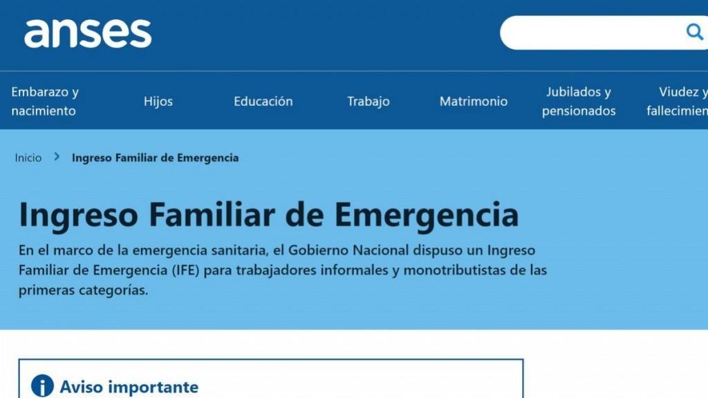 Ingreso Familiar de Emergencia: ¿Quiénes cobran hoy?