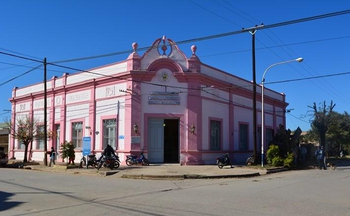 VILLA ÁNGELA: EL MUSEO