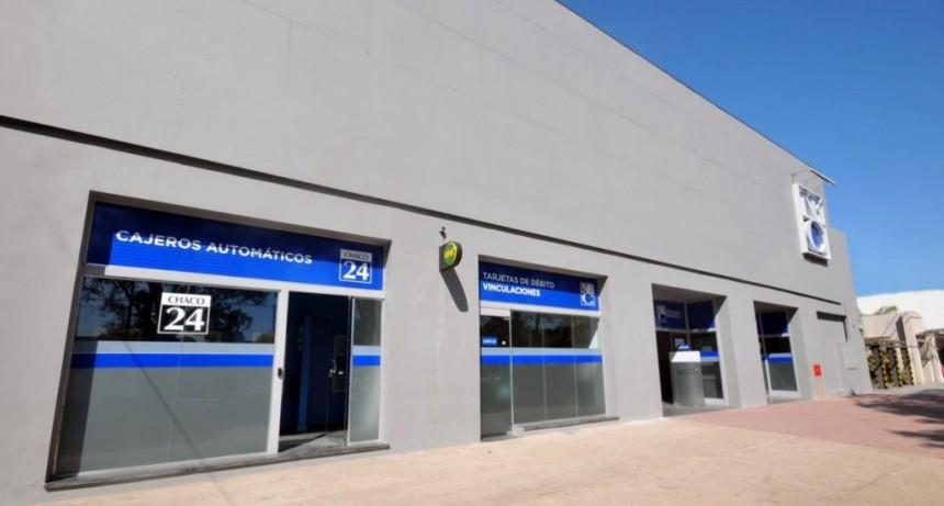 El Banco del Chaco dará atención presencia durante tres días