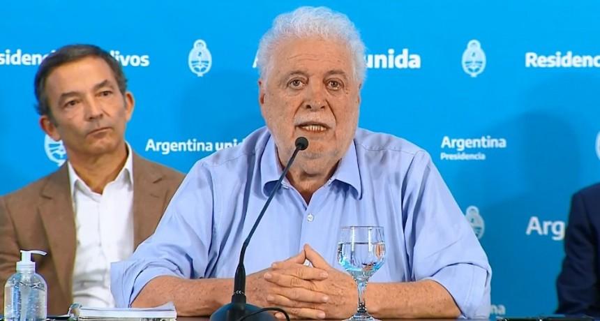 Casa Rosada  Coronavirus en Argentina: el Gobierno da marcha atrás con la idea de controlar las clínicas privadas, pero avanza en una resolución para declarar de interés público el sistema sanitario