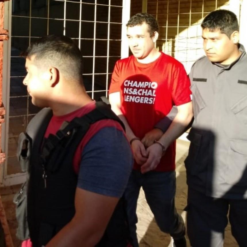 Doble crimen en Quitilipi: revocaron la prisión domiciliaria de uno de los detenidos por violentar la tobillera dos veces