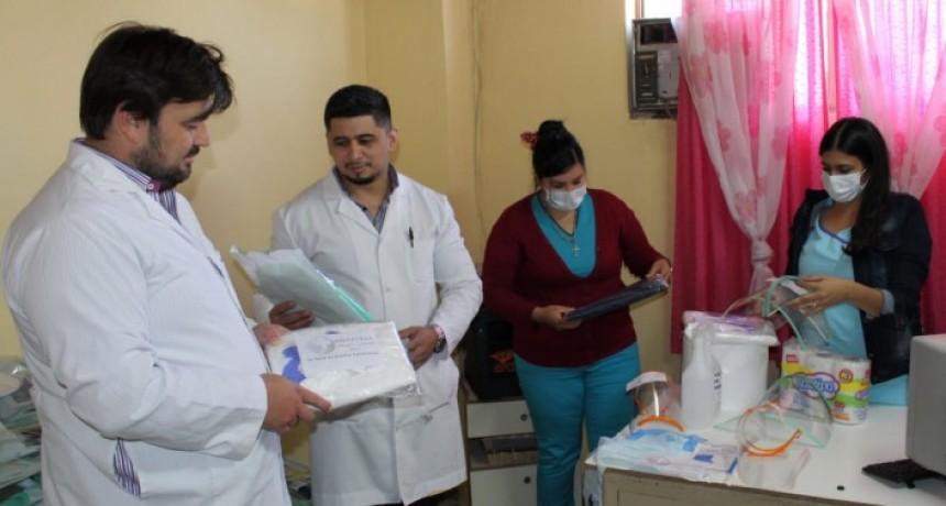 El Hospital 9 de Julio de Las Breñas, equipado para enfrentar la pandemia