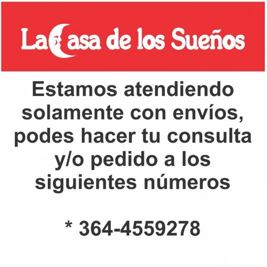 Villa Ángela: LA CASA DE LOS SUEÑOS REALIZA ENVÍOS A DOMICILIO