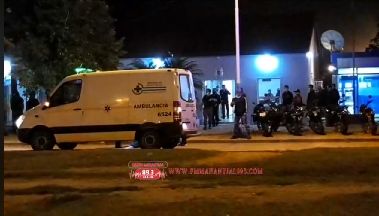 Villa Ángela: INTENTO DE MOTIN EN COMISARIA SEGUNDA