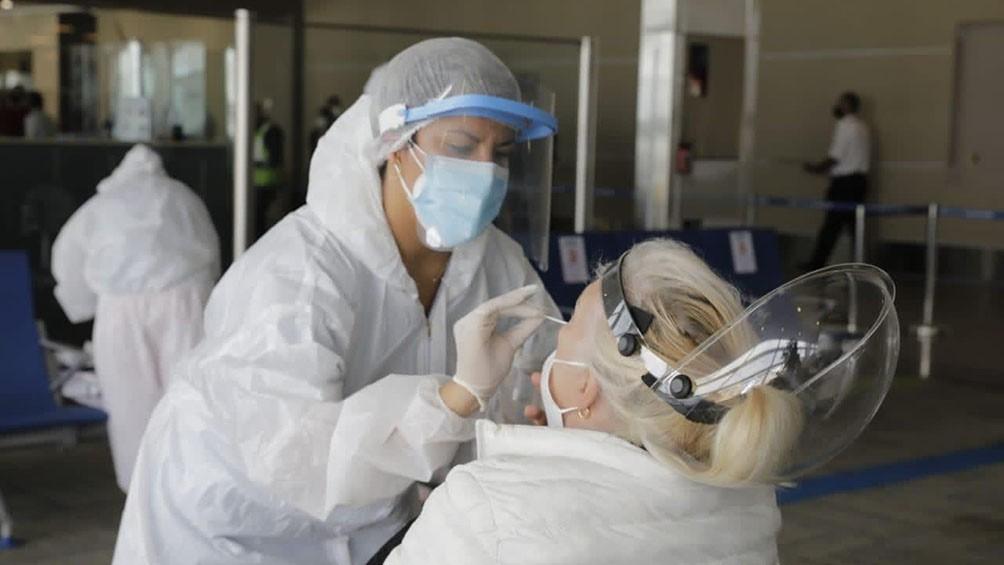 Nueva marca: en las últimas 24 horas fueron reportados 24.130 contagios de coronavirus