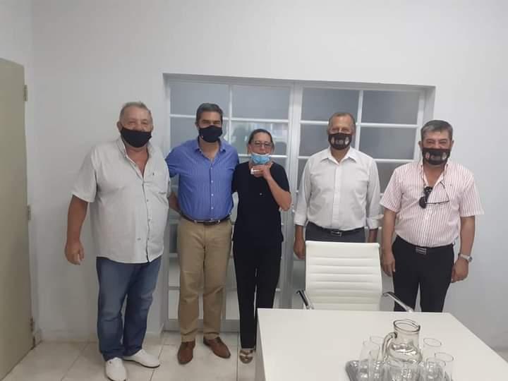 Villa Ángela:PAPP JUNTO A CAPITANICH SE REUNIERON CON PRODUCTORES PARA DIAGRAMAR UN REFUERZO EN LA SEGURIDAD RURAL